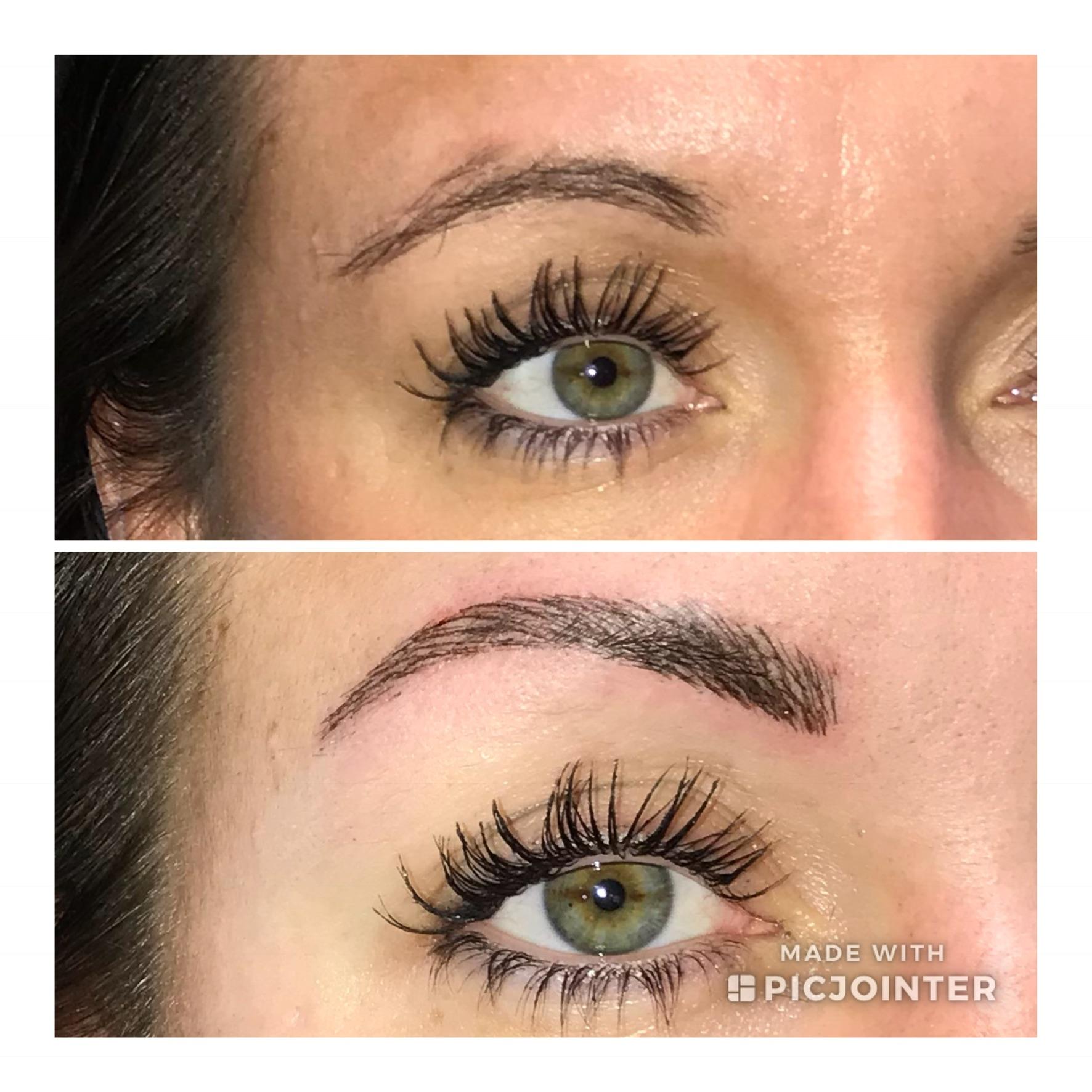 Eyebrow Microblading Cosmetic Microblading Lake Oswego Or